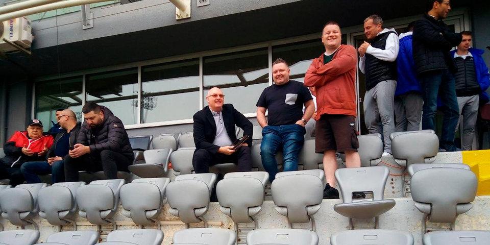 На матче «Зенит» – «Марибор» присутствует наблюдатель из «Селтика»