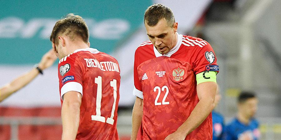 Дзюба включен в топ-10 игроков, способных удивить на Евро-2020