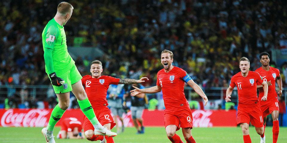 ЧМ-2018. Швеция и Англия последними вышли в четвертьфинал. Как это было