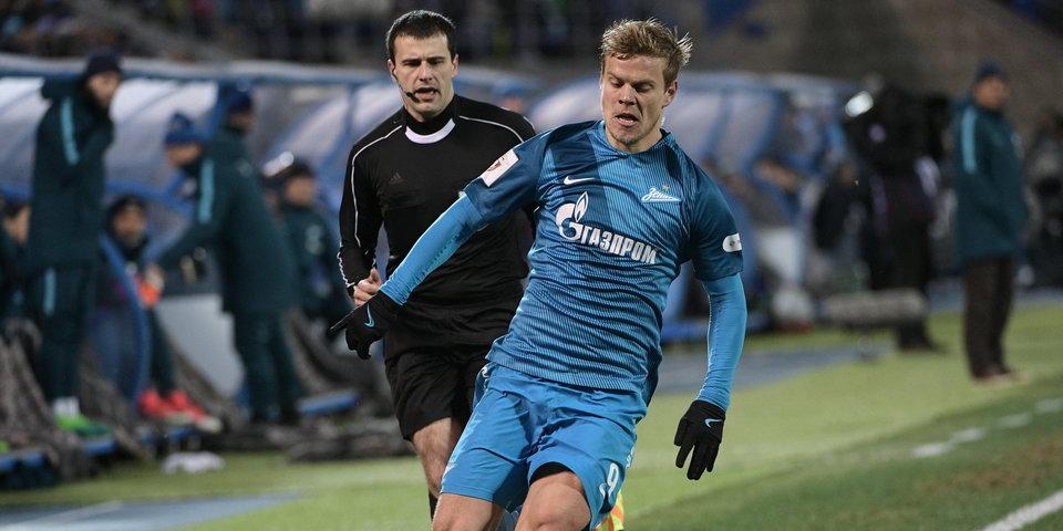 Кокорин забивает – «Зенит» побеждает, теперь уже в еврокубках: голы и опасные моменты