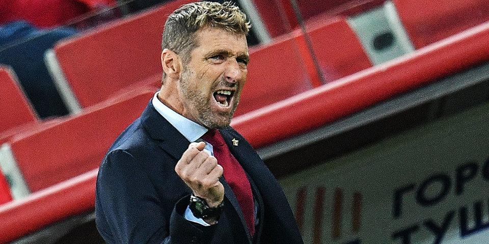 Каррера вошел в сборную лучших тренеров нынешней Лиги чемпионов