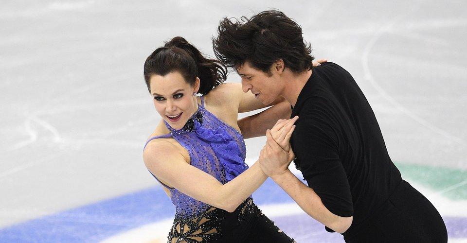Новый рекорд в танцах на льду