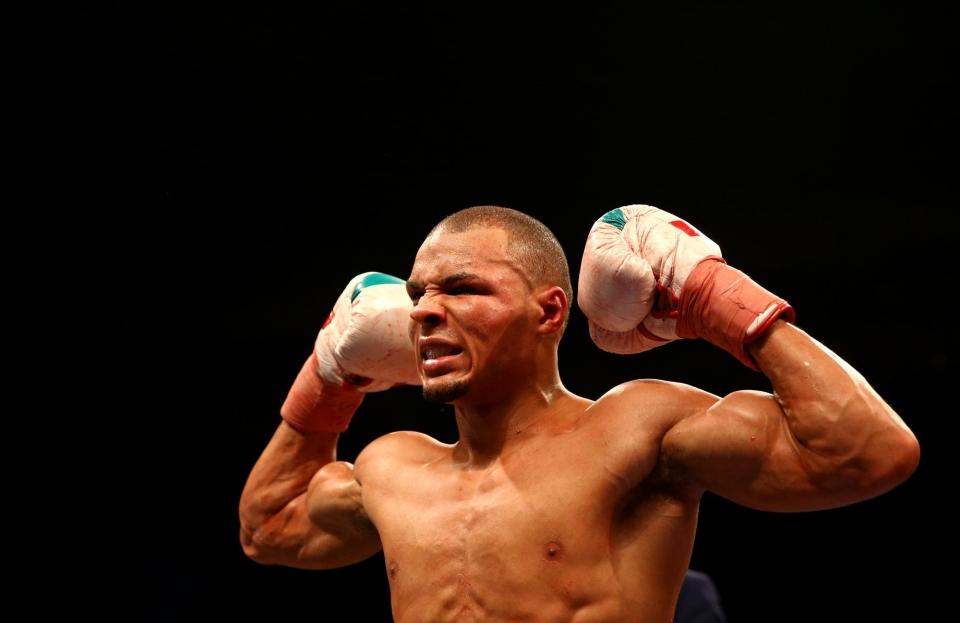 Юбенк победил Абрахама в бою за титул чемпиона мира IBO