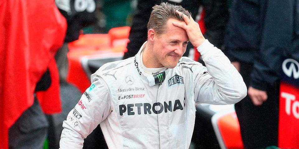 Шумахер из последних сил борется за жизнь