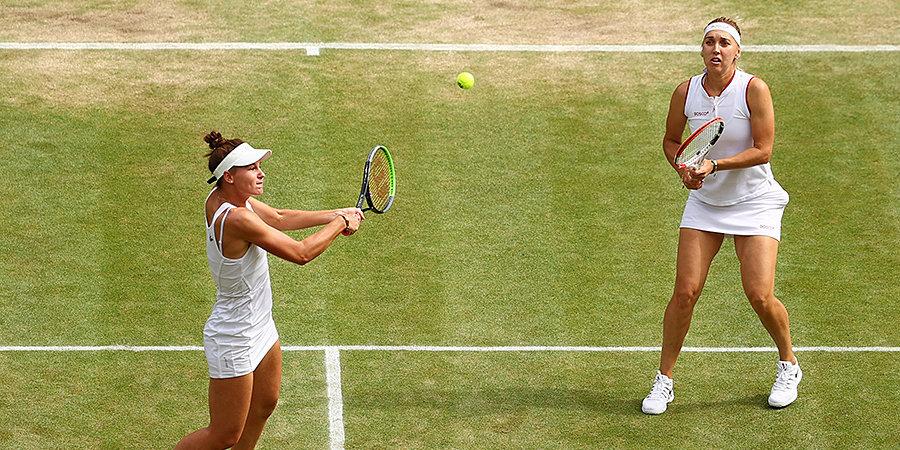 Веснина на Олимпиаде заменит Касаткину в одиночном разряде и сыграет в паре с Кудерметовой
