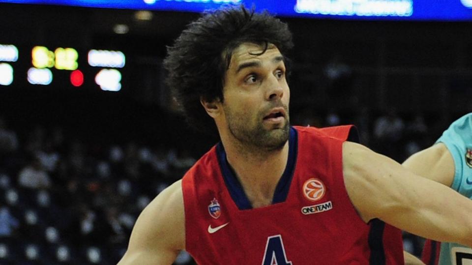 Защитник ЦСКА признан лучшим европейским баскетболистом года