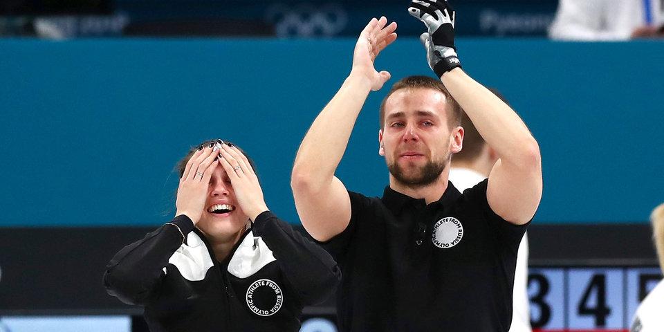 Жену Крушельницкого проверяли на детекторе лжи по делу о допинге в крови спортсмена