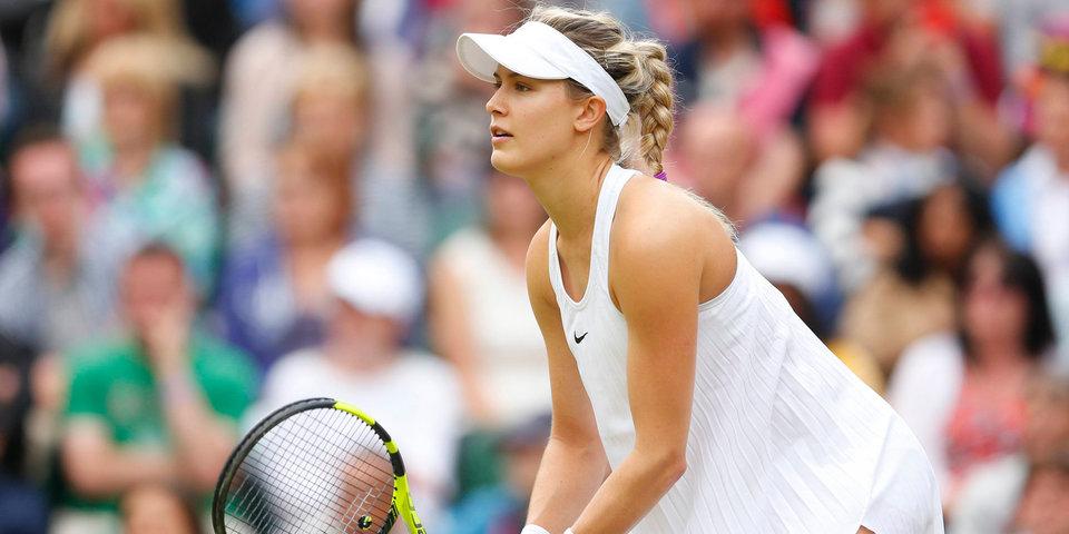 Теннисистка Бушар опубликовала очередное откровенное фото