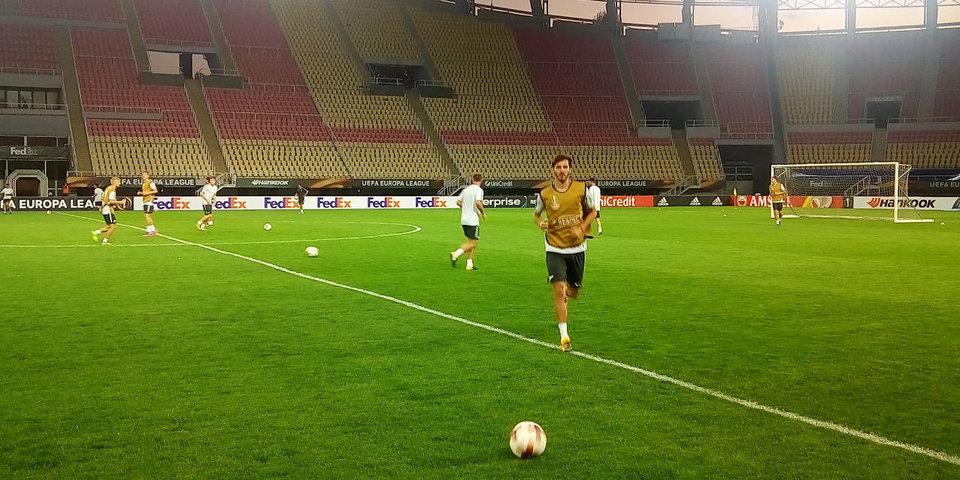 Александр Ерохин: «Играть по несколько матчей на неделе – это нормально»