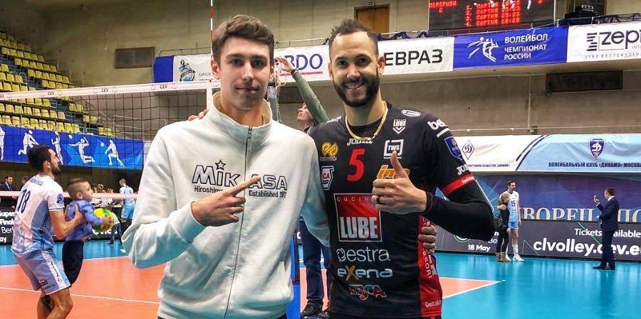 Сын легенды российского волейбола: выиграл Евро, кайфует от Хуанторены и мечтает играть в Италии