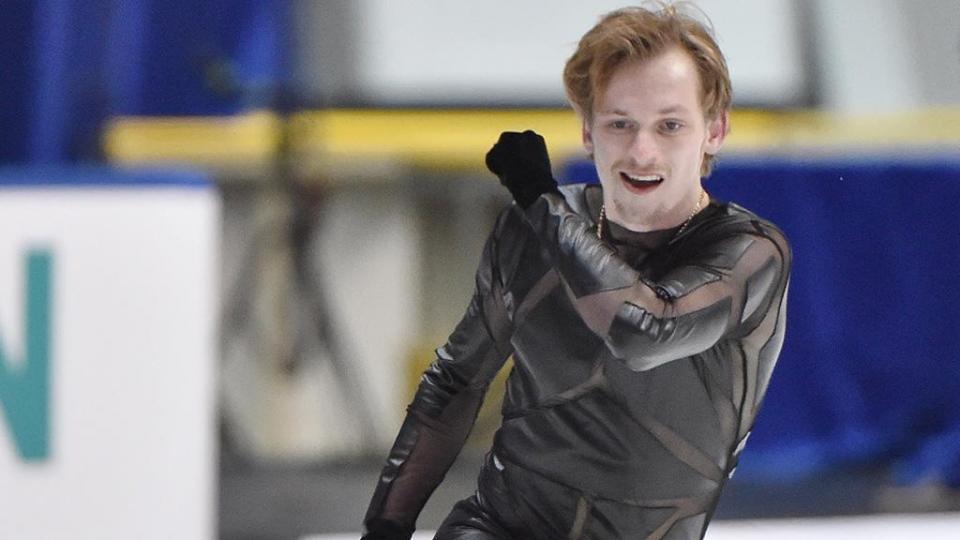 Воронов идет третьим на Skate America, Забияко и Энберт – четвертые в парах