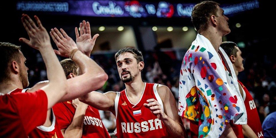 Россия - в полуфинале Евробаскета! И это уже серьезно