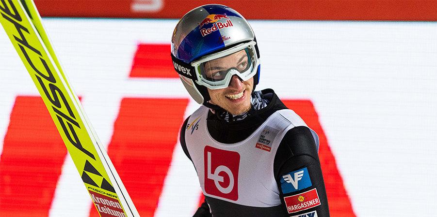 Олимпийский чемпион по прыжкам с трамплина Шлиренцауэр завершил карьеру