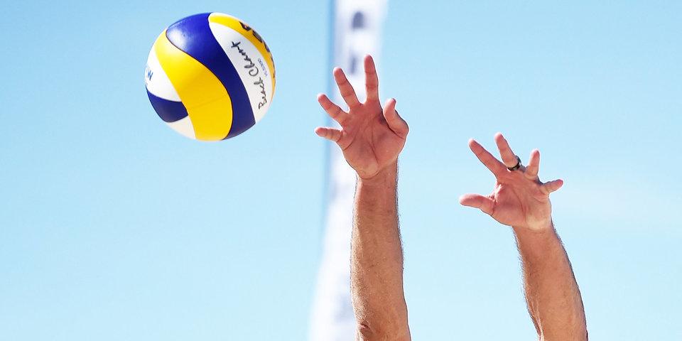 Красильников и Стояновский – в полуфинале этапа Мирового тура по пляжному волейболу