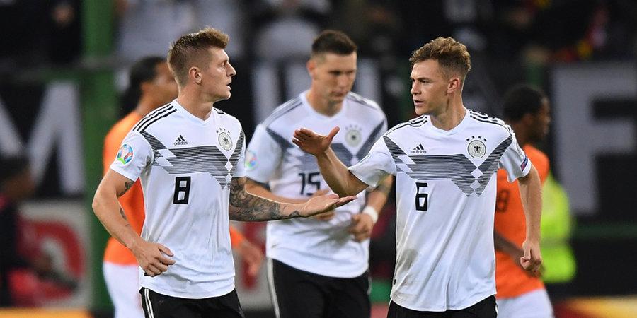 Футболисты сборной Германии выиграли 222,5 тысячи евро в популярном телешоу