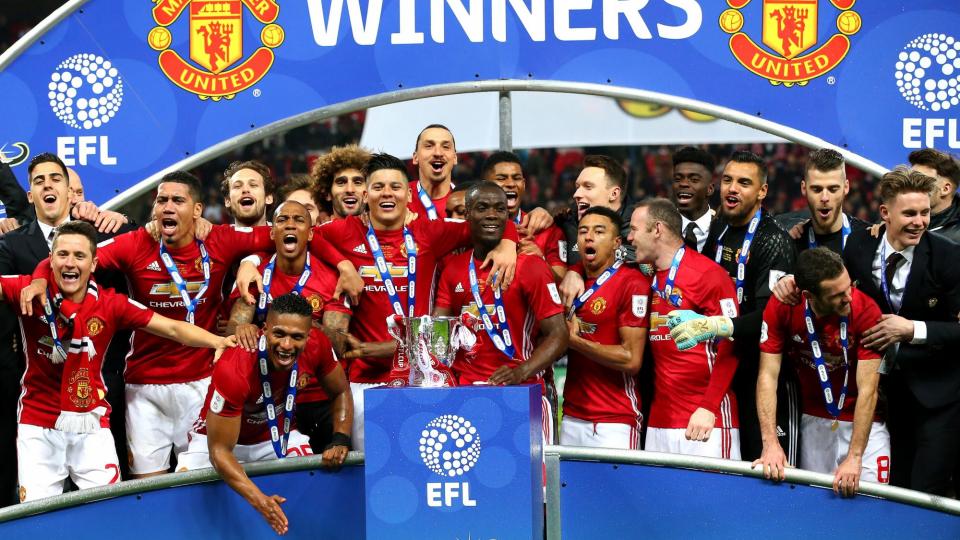 «Манчестер Юнайтед» и «Аякс» встретятся в финале Лиги Европы