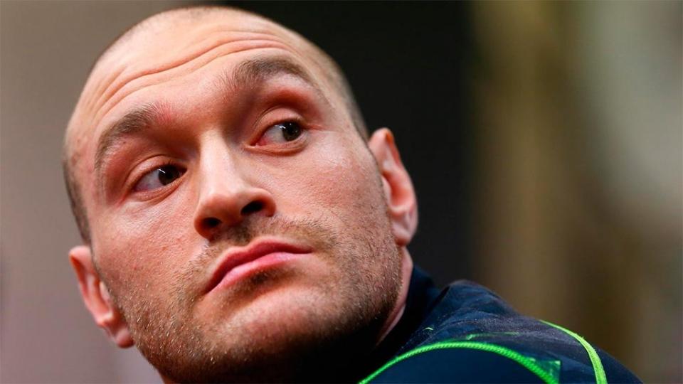 Промоутер Джошуа: «Фьюри – хороший боксер, но я не верю, что он может победить Уайлдера»