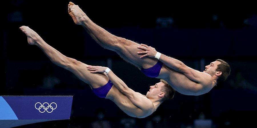 Бондарь и Минибаев вышли в полуфинал ОИ в прыжках в воду с 10-метровой вышки