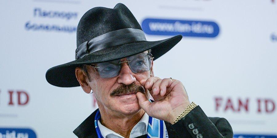 Боярский пообещал съесть свою шляпу в случае победы сборной России на Евро-2020