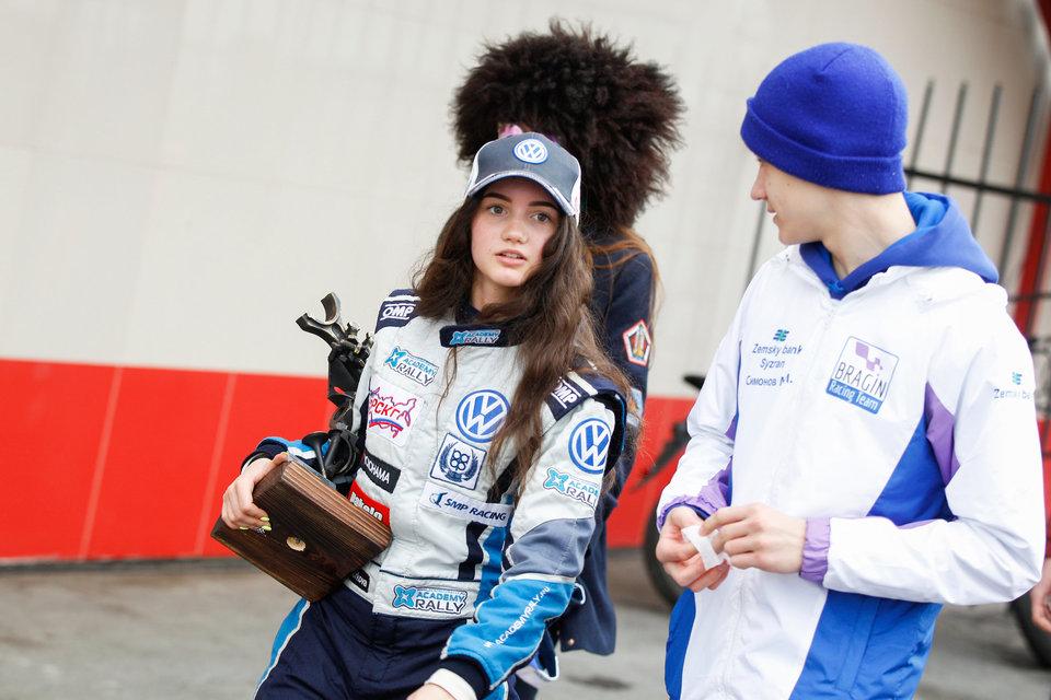 15-летняя россиянка Сидоркова включена в программу SMP Racing