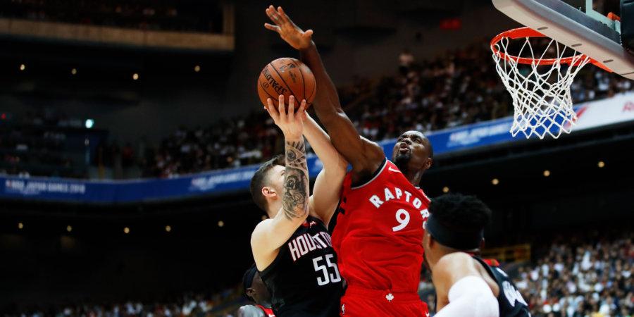 «Торонто» начнет новый сезон НБА в Тампе