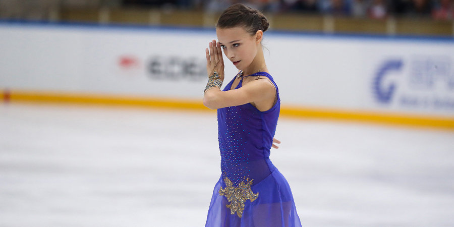 15-летняя Щербакова победила на турнире в Италии, опередив Туктамышеву