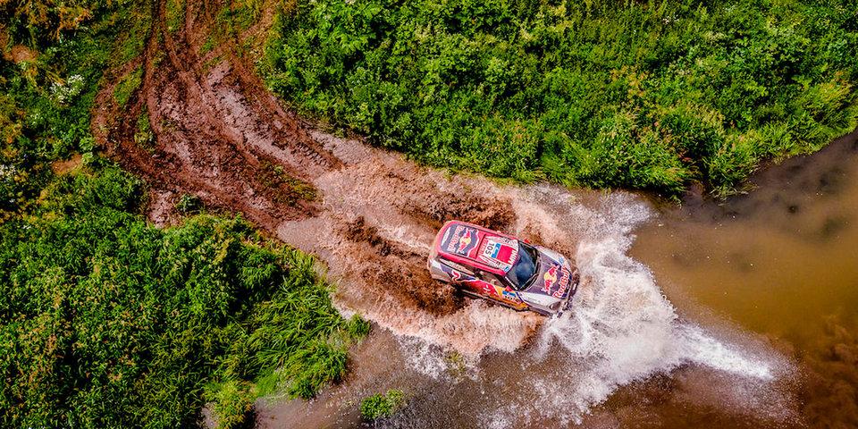 МЧС обеспечит пожарную безопасность на ралли «Шелковый путь»
