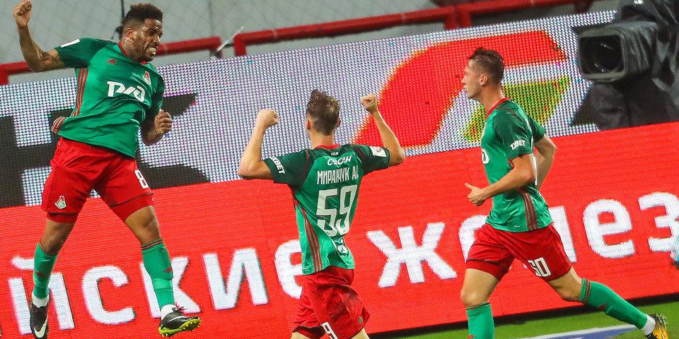 Смотрите прямую трансляцию «Локомотив» – «Динамо» в 16:15 (мск) на сайте «Матч ТВ»