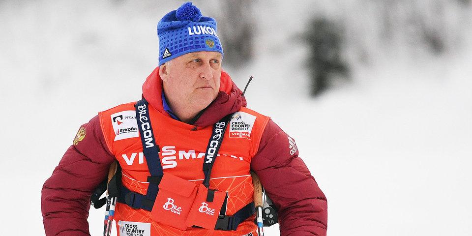 Тренер Большунова Юрий Бородавко: «У Саши выпало 12 дней, температура под 40, больница, эвакуация... Бронза – отличный результат!»