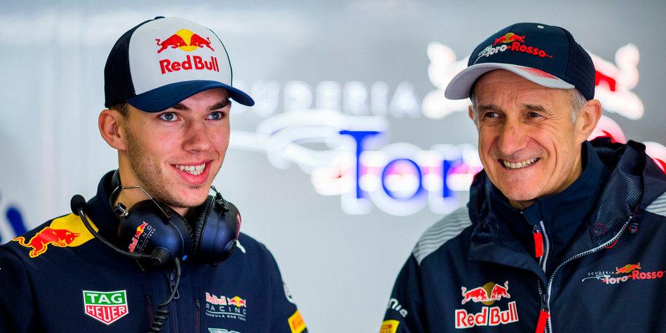 Гасли рассчитывает стать напарником Квята уже на Гран-при Малайзии