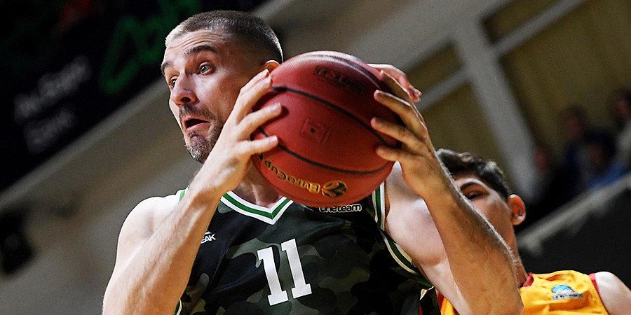 Валерий Лиходей — о причинах перехода в «Анвил»: «У нас российские баскетболисты мало играют. Да и в финансовом плане там лучше получается»