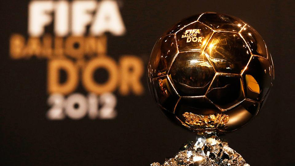 Имя обладателя «Золотого мяча» назовут 12 декабря