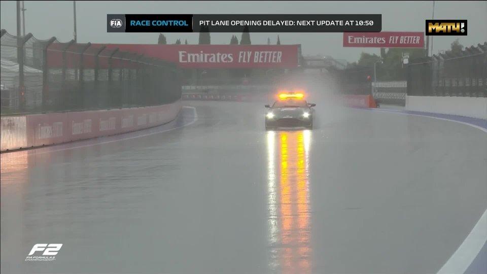 Ливень сделал Гран-при России одной из самых эпичных гонок сезона. Мы посвятили этому целый фильм — «Формула дождя»