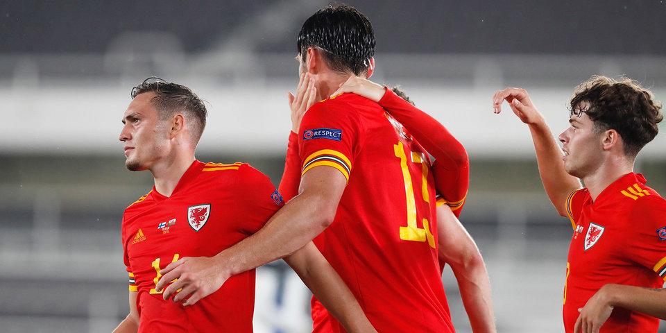 Уэльс сыграл вничью с Албанией в товарищеском матче