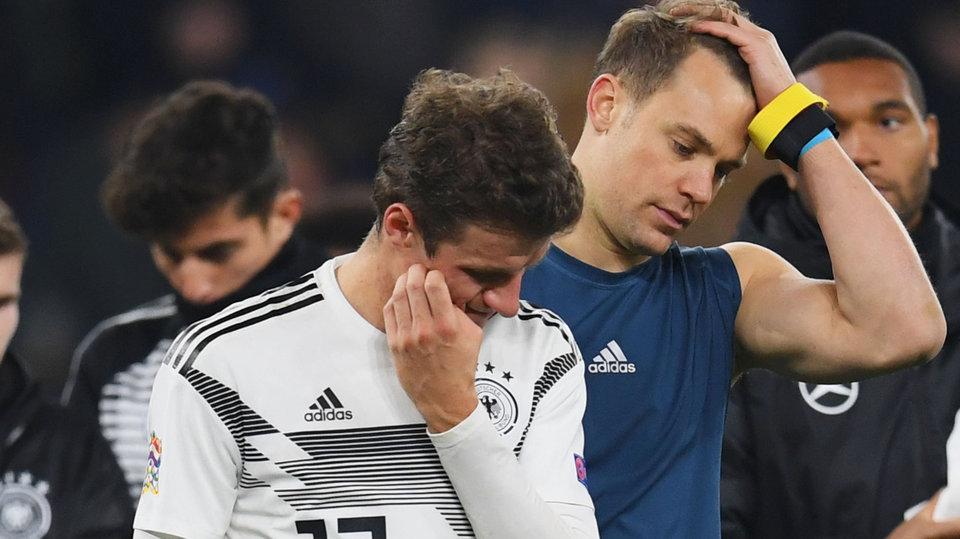 Томас Мюллер — о матче против Нидерландов: «Это было похоже на фильм ужасов»