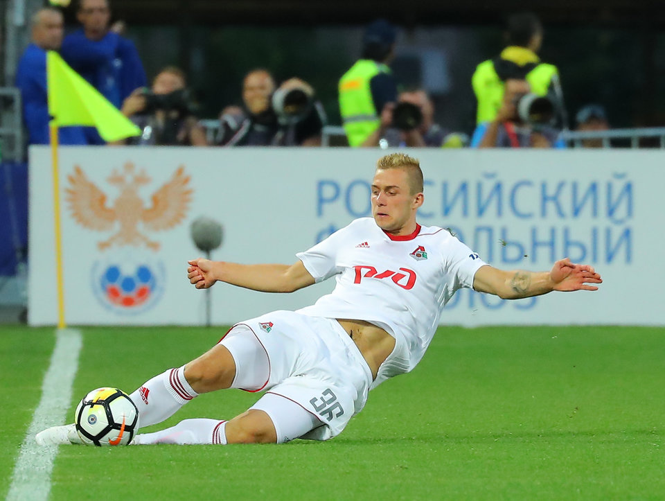 Дмитрий Баринов: «Серьезно настраивались на дерби, боролись до конца»