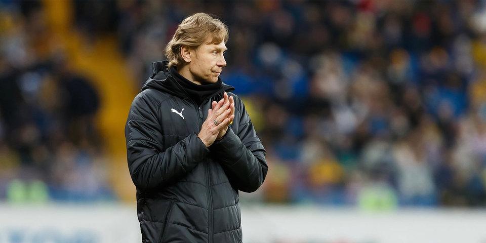 Валерий Карпин: «Если бы можно было в перерыве поменять всех, в том числе главного тренера, нужно было это сделать»