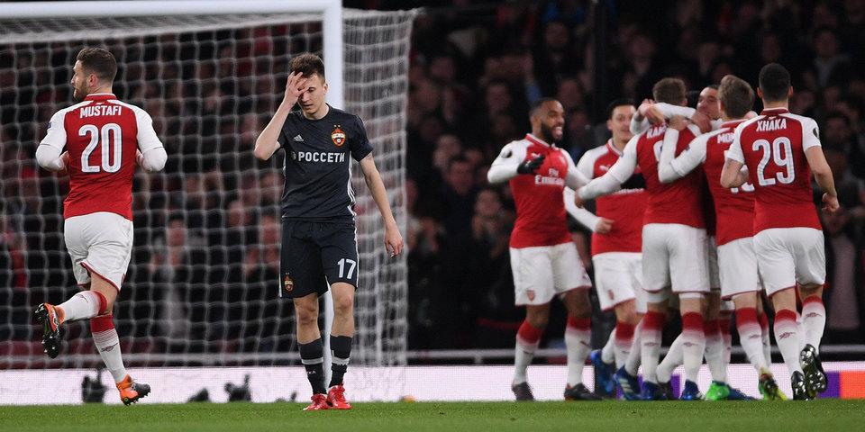 Валерий Газзаев: «Это еще хорошо, что ЦСКА пропустил в Лондоне всего четыре»