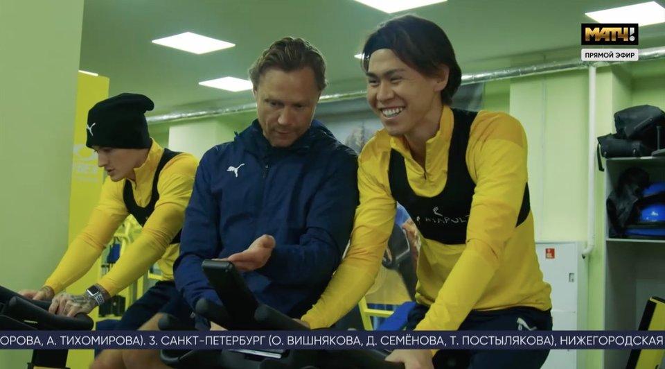 «Надо отдать должное игрокам «Ростова» за то, что они все это терпят». До премьеры первого российского футбольного реалити — 1 день