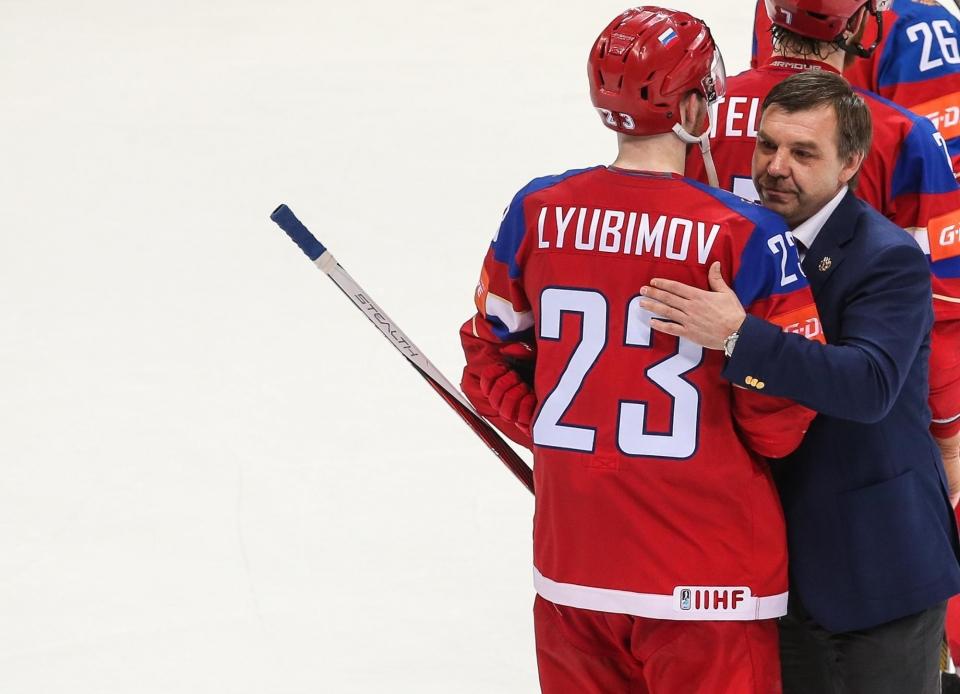 Роман Любимов стал игроком магнитогорского «Металлурга»