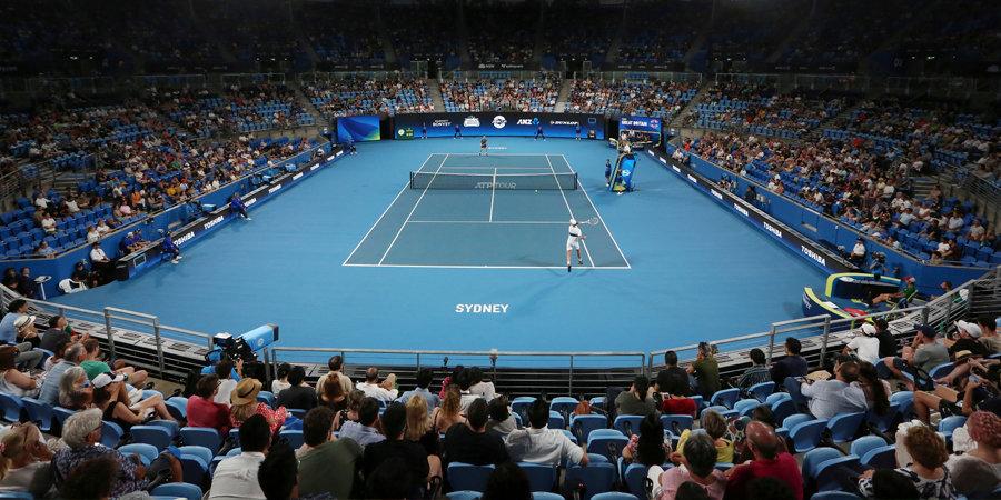Ведущие теннисные организации выделят более 6 миллионов долларов на поддержку игроков