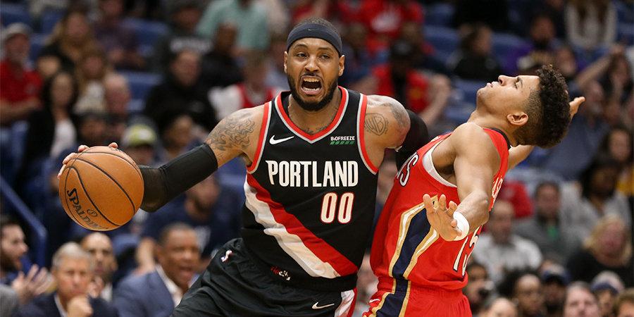 Энтони вошел в топ-20 НБА по количеству реализованных штрафных