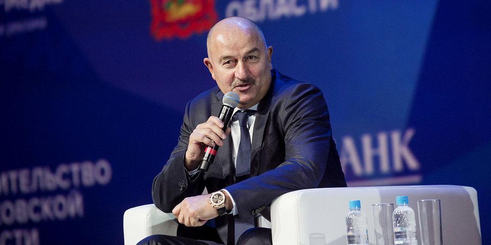 Станислав Черчесов: «Поддерживайте сборную! У нас обратной дороги нет»