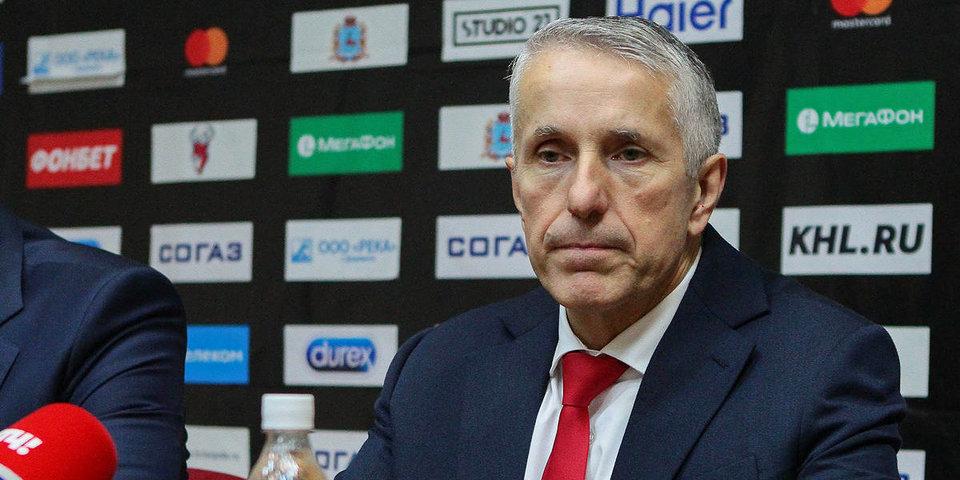 Боб Хартли: «План у нас на следующий год — снова выйти в финал и взять Кубок Гагарина»