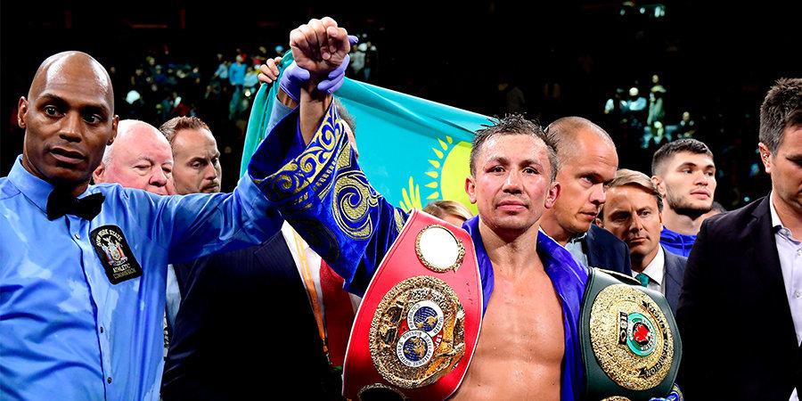 Тренер Альвареса: «Головкин выглядел как боксер среднего уровня в бою с Шереметой»