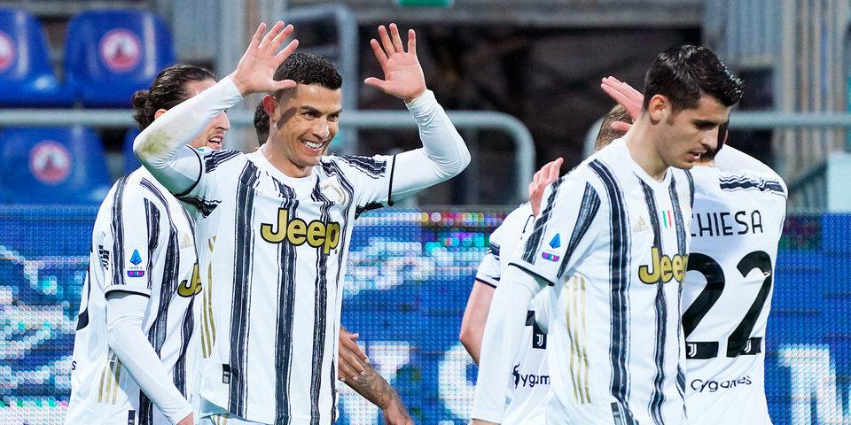 «Ювентус» ждет решения Роналду о будущем в туринском клубе