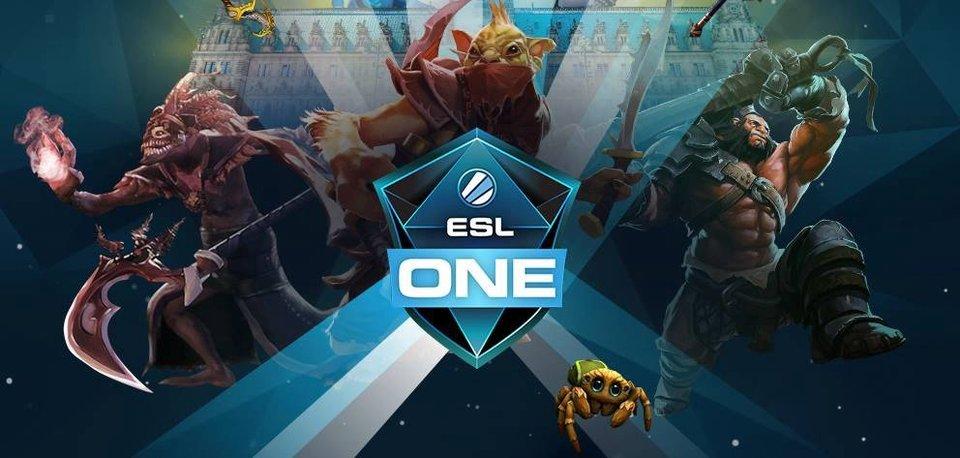DOTA 2: Европейские квалификации ESL One Hamburg, две команды с открытых квалификаций проходят дальше