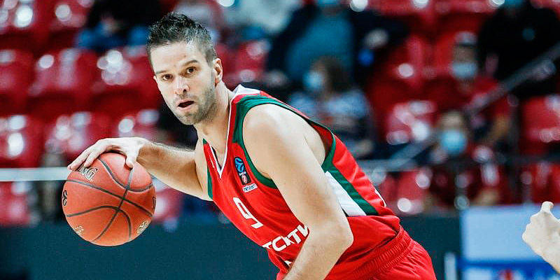 Калниетис признан MVP регулярного чемпионата Единой Лиги ВТБ