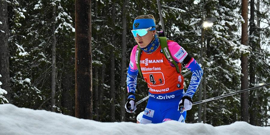 Евгения Павлова: «Лучший ход этапа? Я очень старалась»