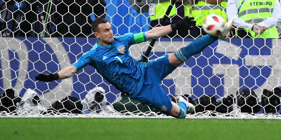 Игорь Акинфеев: «Я принял решение уйти из сборной России до чемпионата мира»